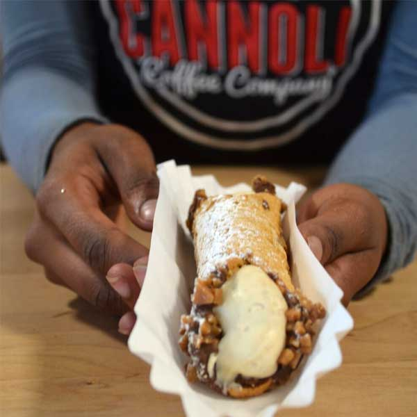 Holy Cannoli Coffee Company