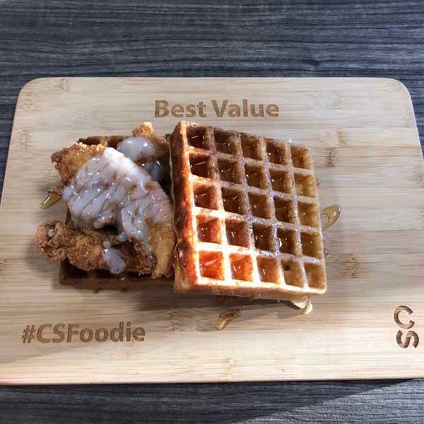 Waffles and Chix