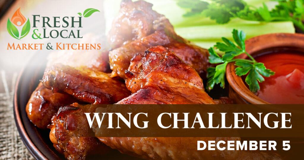 Wing Challenge